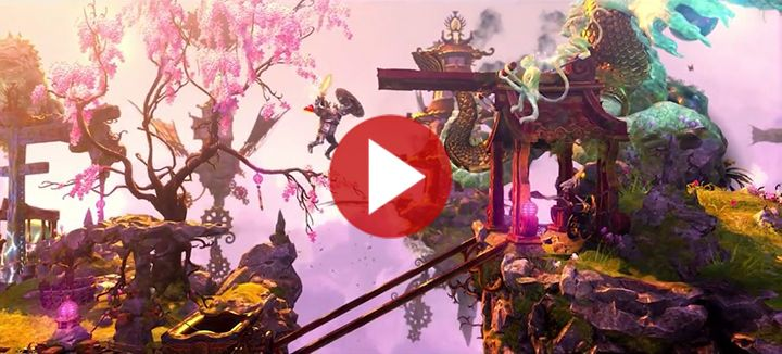 Trine - Ultimate Collection : Le nouveau trailer !